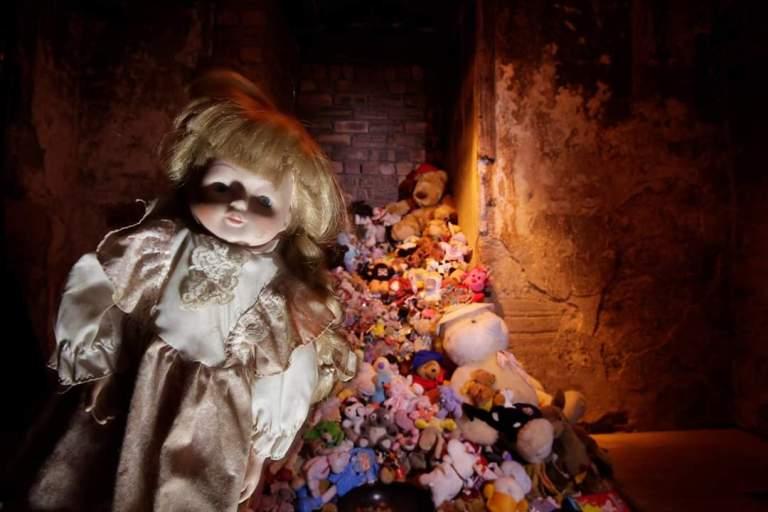 Fantasma Annie May King's Close