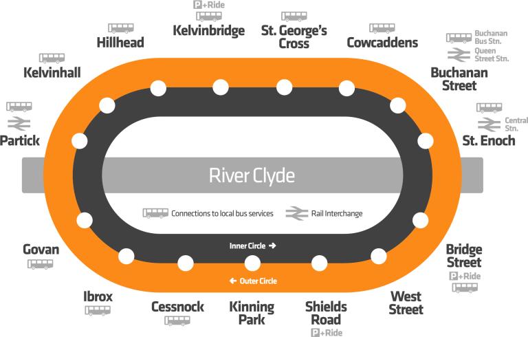 Metropolitana di Glasgow