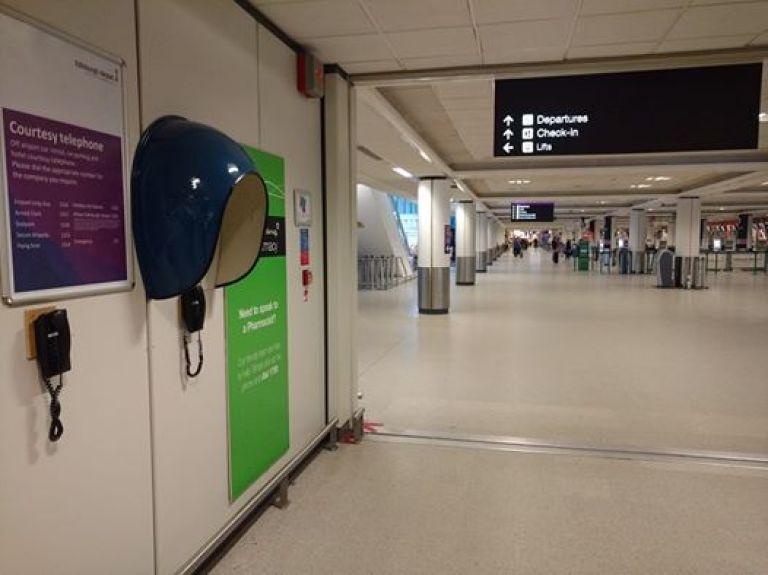 Arnold Clark Edinburgh Airport