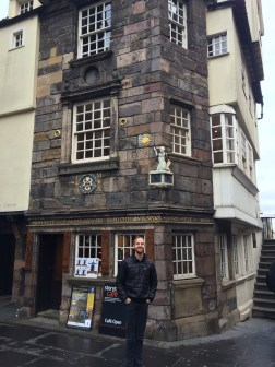John Knox was a leader in the Reformation & the founder of the Presbyterian Church in Scotland.