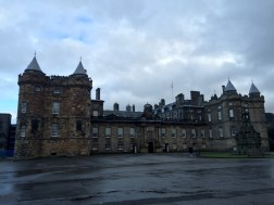 Palace of Holyroodhouse, The Queen's Castle