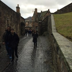 So happy to be spending my 32nd birthday in Edinburgh!