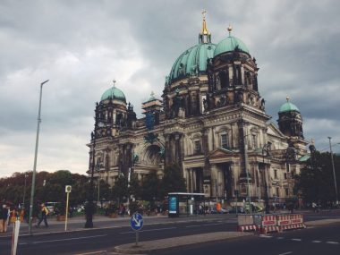 One last picture of the Berlin Cathedral, courtesy of Bobby (instagram)