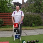 Senior Singles Winner - Sandy Plenderleith of Gifford