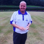 Singles Winner - Billy Mellors of West Barns