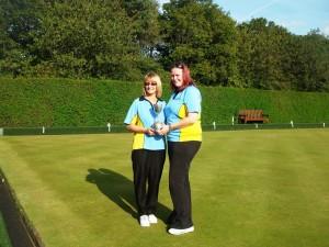 East Lothian Ladies Champion of Champions Pairs Winners