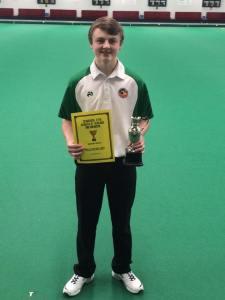 East of Scotland Singles Winner