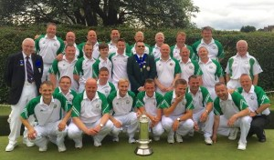 Scottish Counties Championship Winners - East Lothian