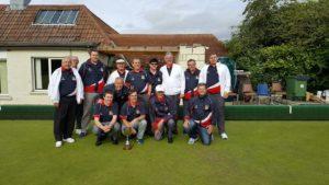 ELBA East Lothian News Trophy Winners - Haddington BC