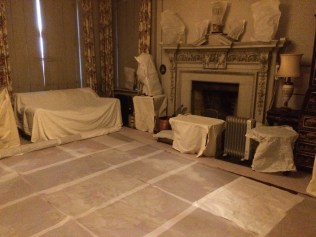 How the Drawing Room looks during the winter months.