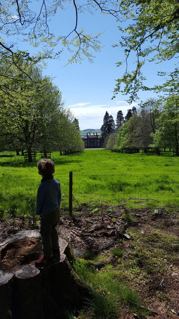 Nature Nippers with the National Trust for Scotland