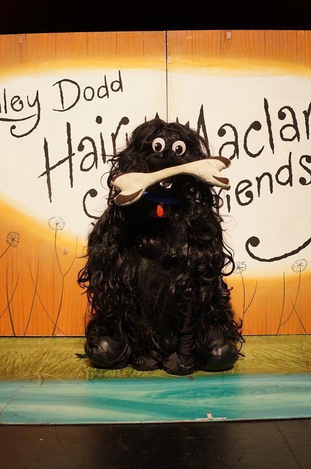 Hairy Maclary marketing photo A-2