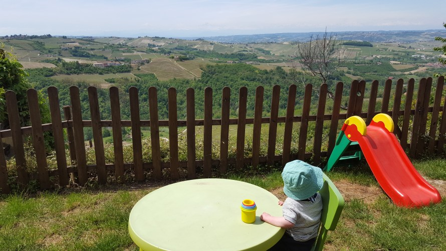 Review of Agriturismo Brusalino in Piedmont