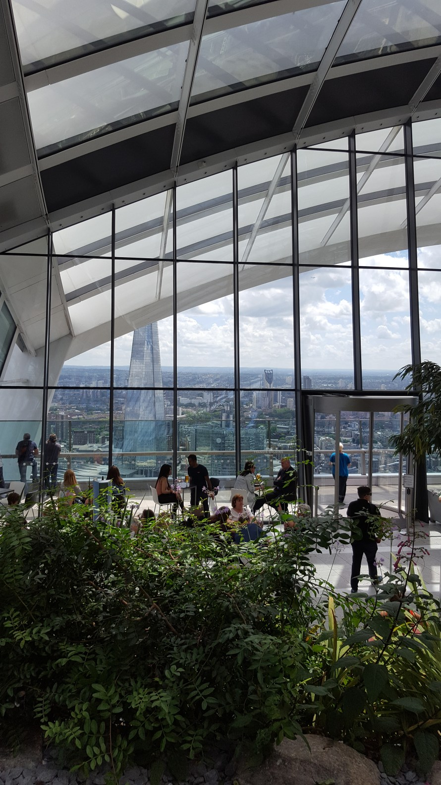 Tips for Visiting the free Sky Garden London