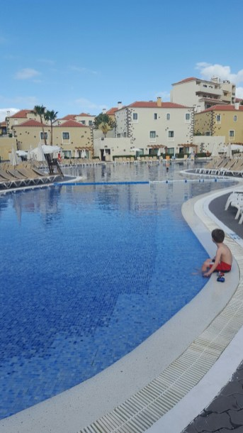 The Big Pool - ideal for babies