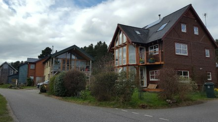 Architecture at the Findhorn Foundation