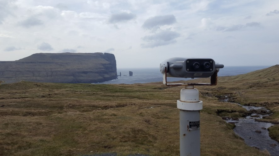 Dramatic sea scapes and viewpoints