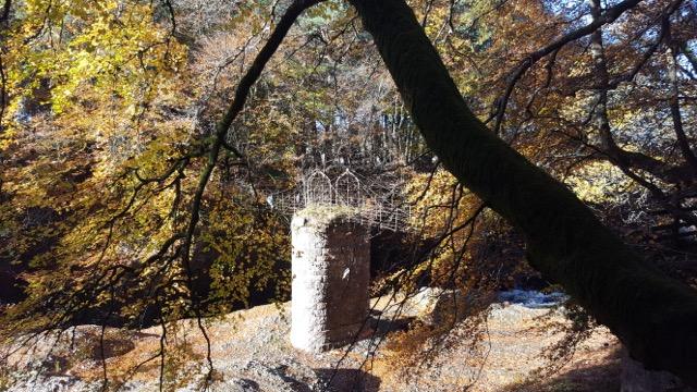 Edzell Rocks of Solitude Walk