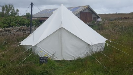 Bell Tents and Yurts