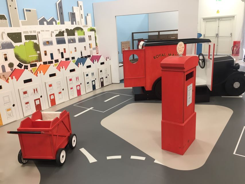 Visiting Mail Rail, Sorted, and the Postal Museum London