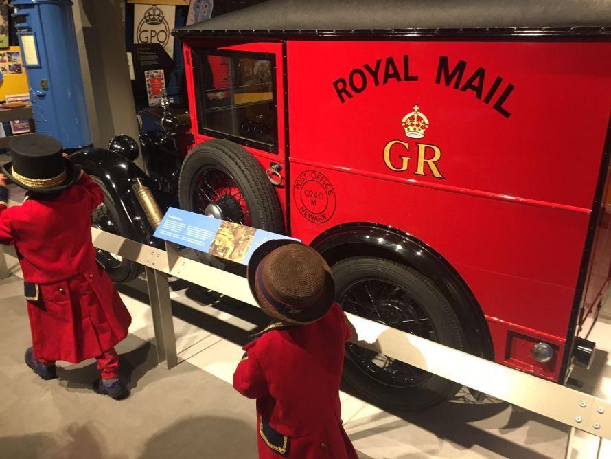 Review of the Postal Museum, Sorted and Mail Rail with Kids