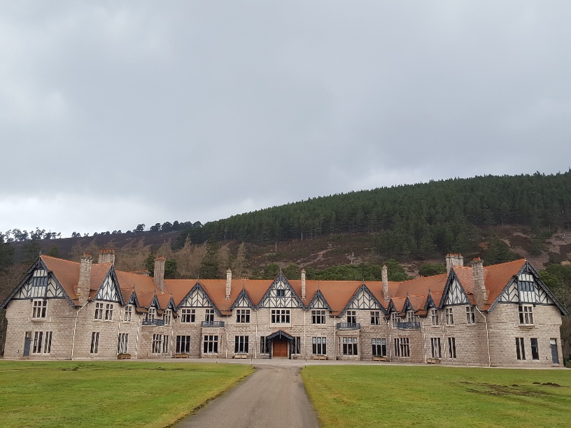 Mar Lodge Self Catering in Royal Deeside