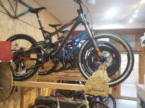 The Cycle Shop at Comrie Croft