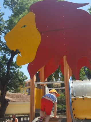 Playground at Estrela