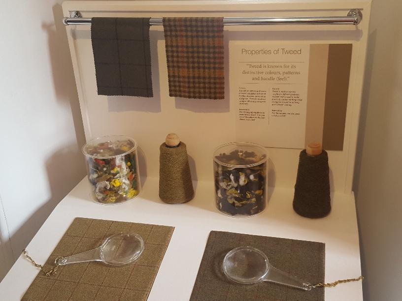 Discovering the properties of tweed