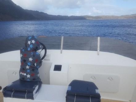 Onboard the Seaflower