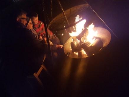 Glamping at Macbeth's Hillock, Forres, Morayshire