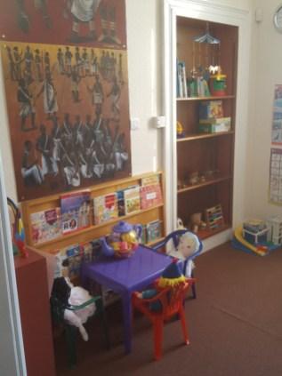 Play Corner in Nairn Museum