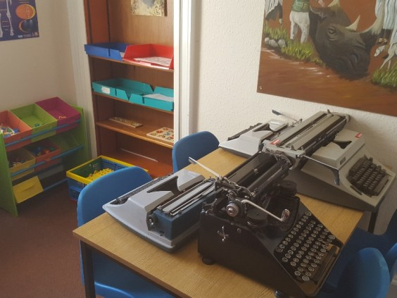 Ye Olde Typewriters