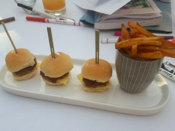 Kid's Aberdeen Angus Sliders