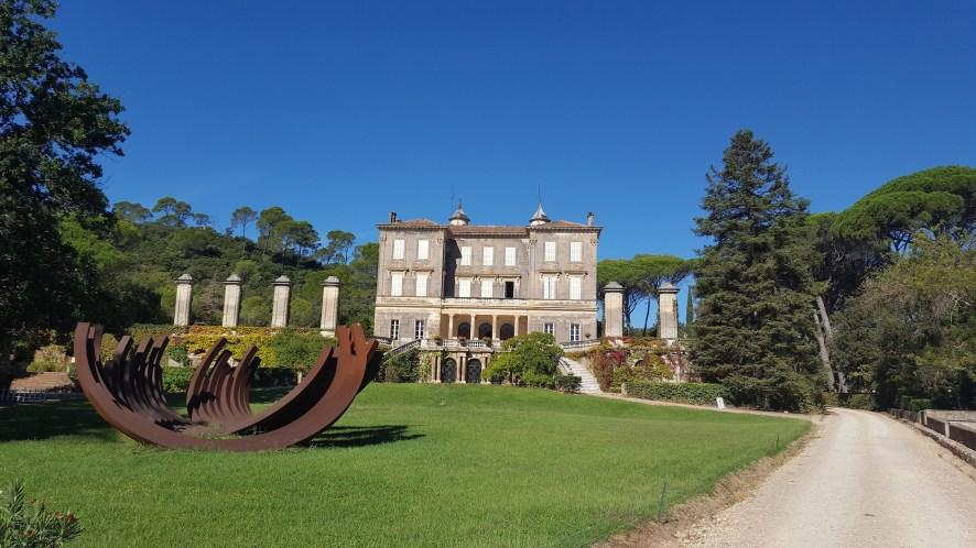Chateau d'Astros