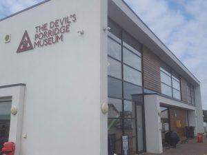 The Devil's Porridge Museum