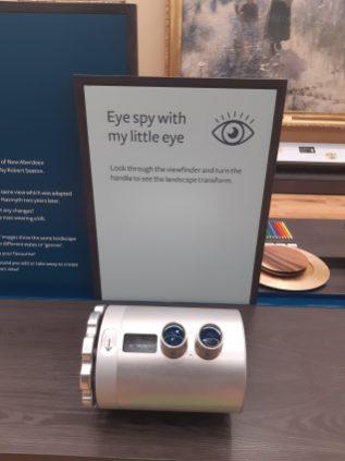 Eye spy!!