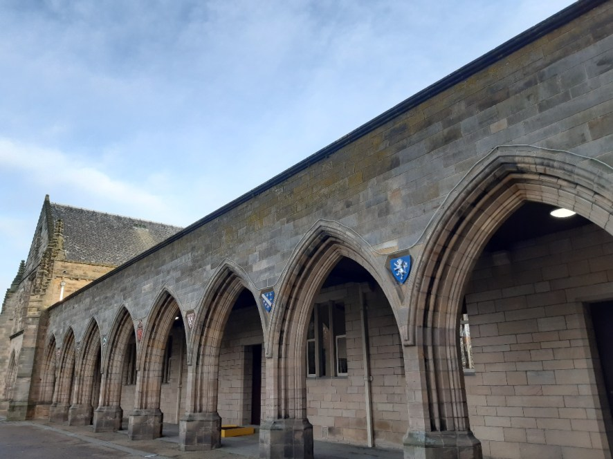 Exploring the University of Aberdeen