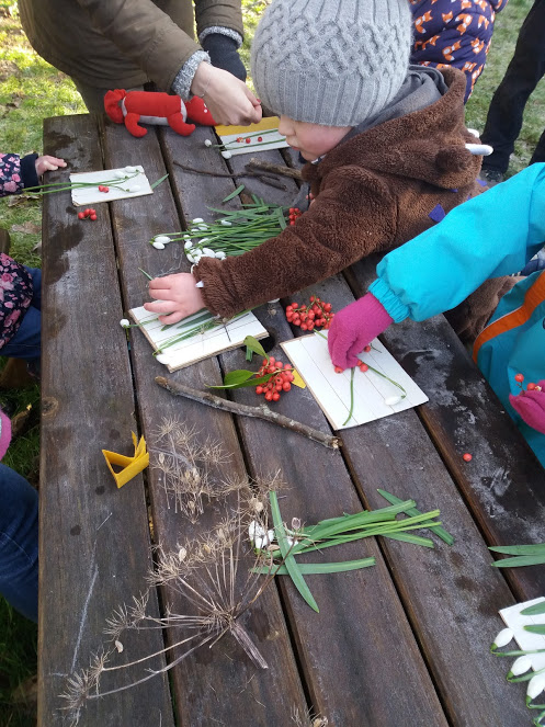 Scottish Snowdrop Festival 2020 with Kids