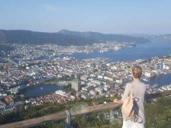 Views over Bergen