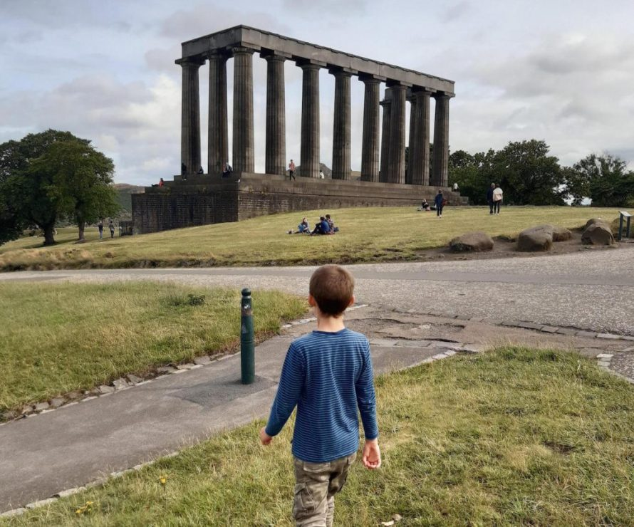 What to Do and What's Open for Kids in Edinburgh