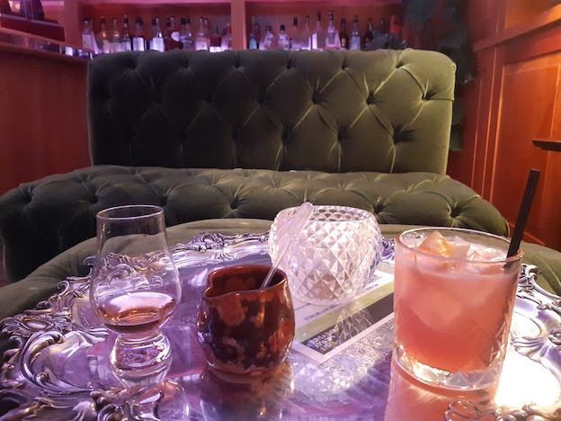 whisky hotel