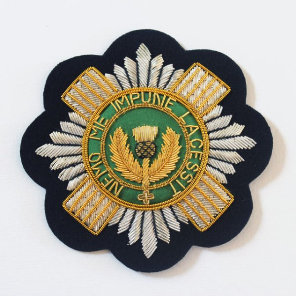 Scots Guards Blazer Badge