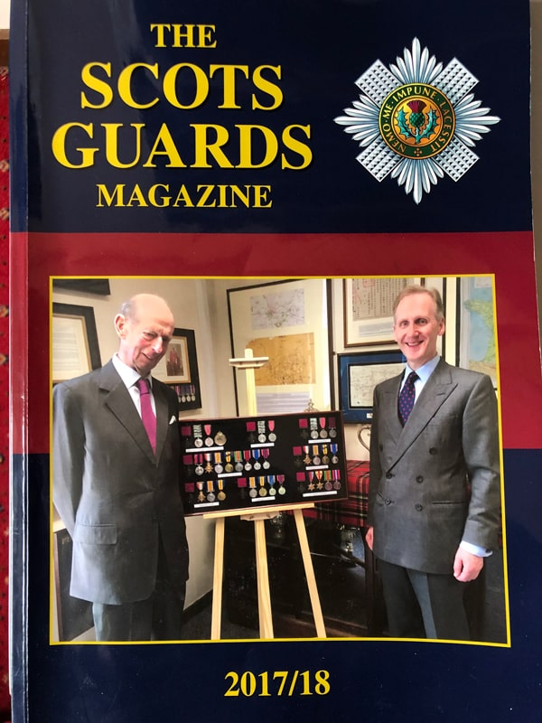 2018 Scots Guards Magazine