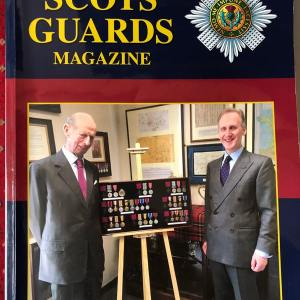 2018 Scots Guards Magazine