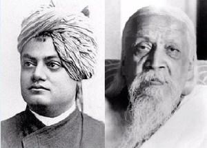 Aurobindo and Vivekananda