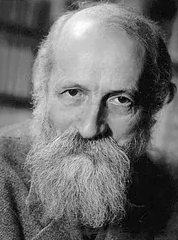 Martin Buber, 1940-50  Image credit: public domain, from The David B. Keidan Collection of Digital Images from the Central Zionist Archives