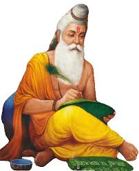 valmiki, the master poet of the Ramayana