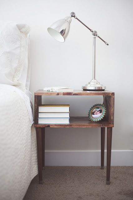 Basic wooden table