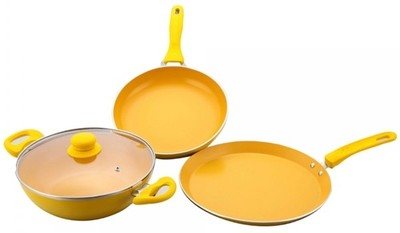 Kadhai, Tawa, Pan Set